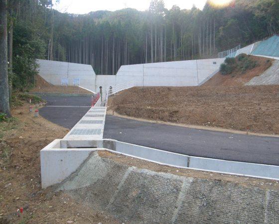中井谷川通常砂防(地域自主)工事